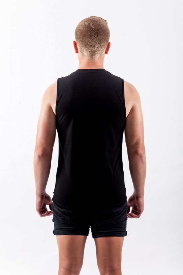 Sleeveless Back